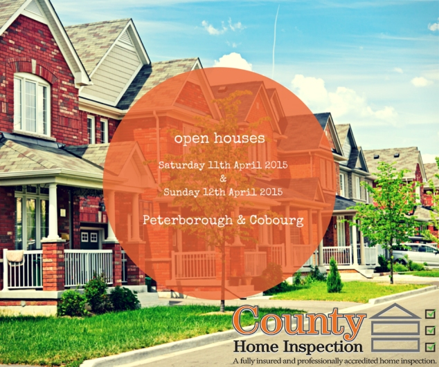 11th & 12th April - Open House