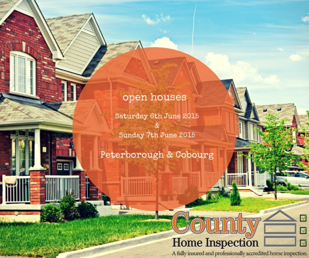 6th & 7th June - Open house